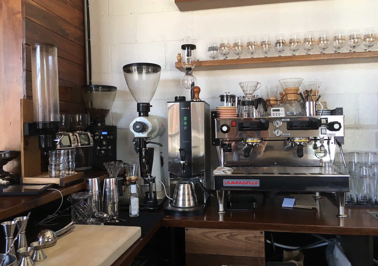Little Ghost Coffee Roasters Conjures Up New Coffee Bar In Columbus, Ohio photo
