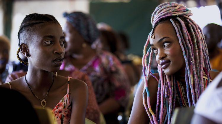 Rafiki Director Wanuri Kahiu Talks Intimate Scenes And Lgbtq+ Rights photo