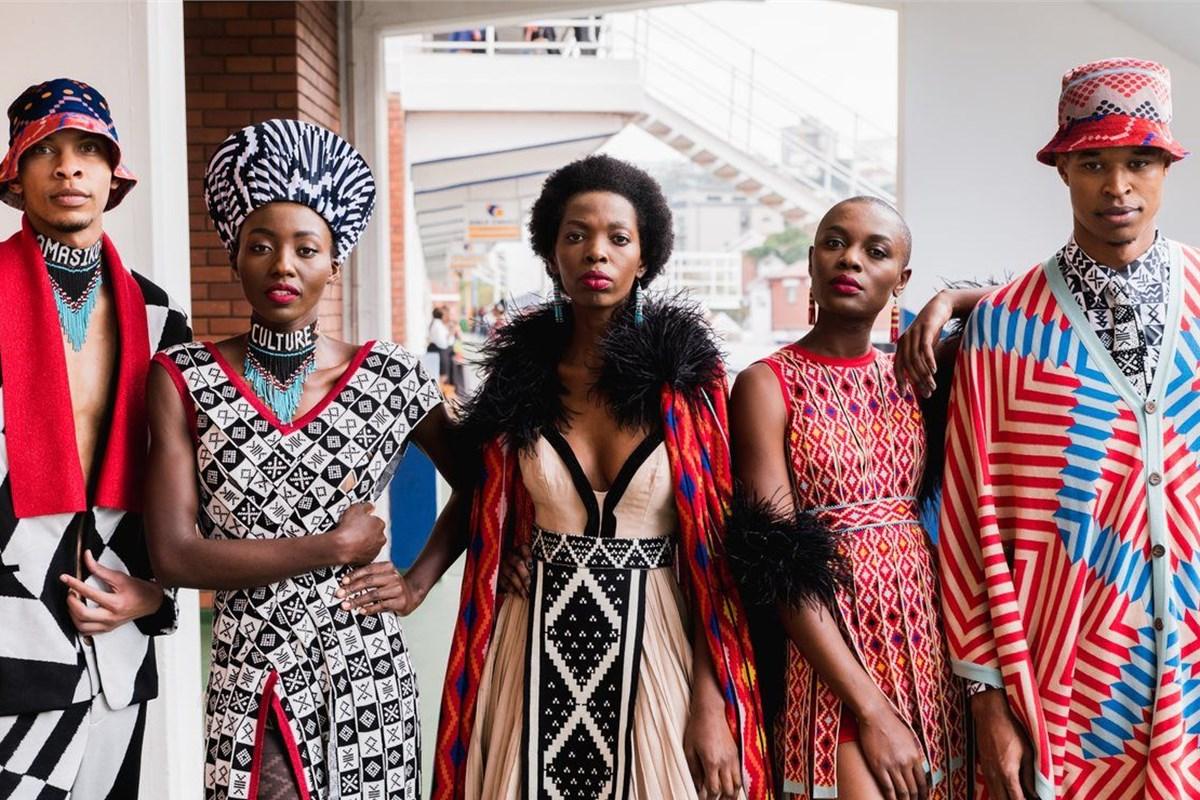 Laduma Ngxokolo, Rina Chunga-kutama And Sindiso Khumalo Shine At 2019 Durban July photo
