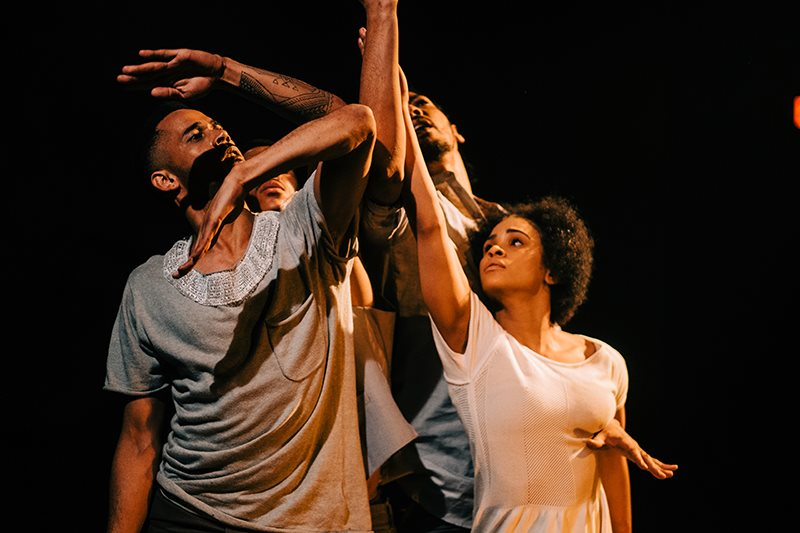 Figure Of 8 Dance Collective's Wag (waiting) Is All About Soul photo