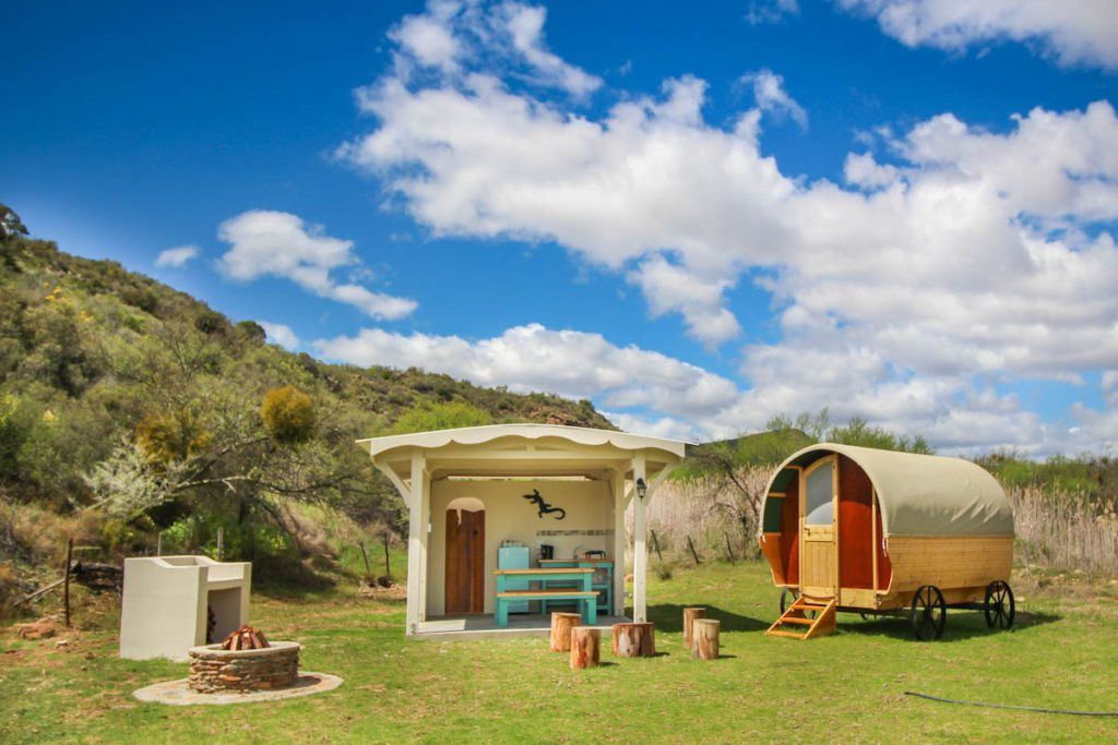 3 Unique Accommodation Options In The Western Cape photo