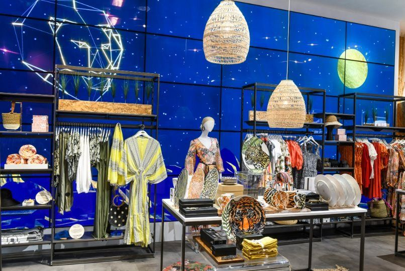 African Design Showcased At Bloomingdale's The Lion King Pop-up photo