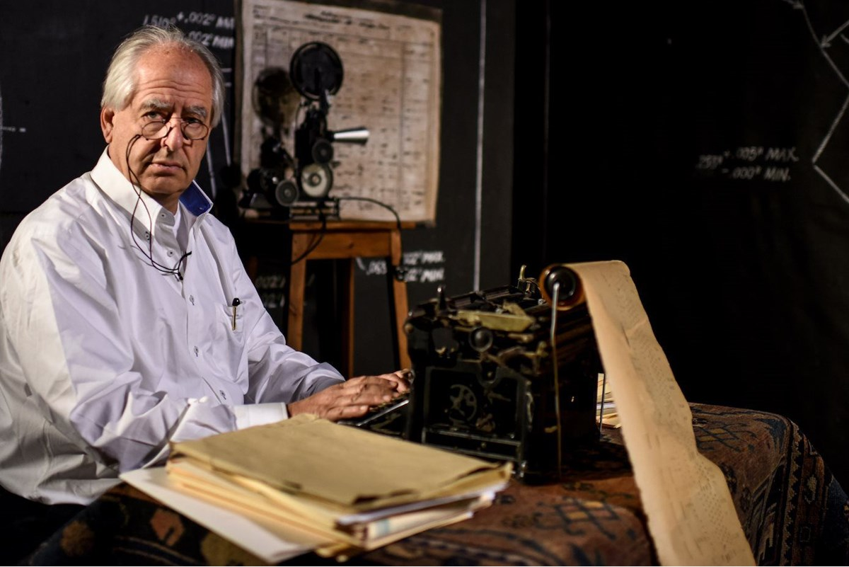 William Kentridge Talks Inspiration For Upcoming Exhibition photo