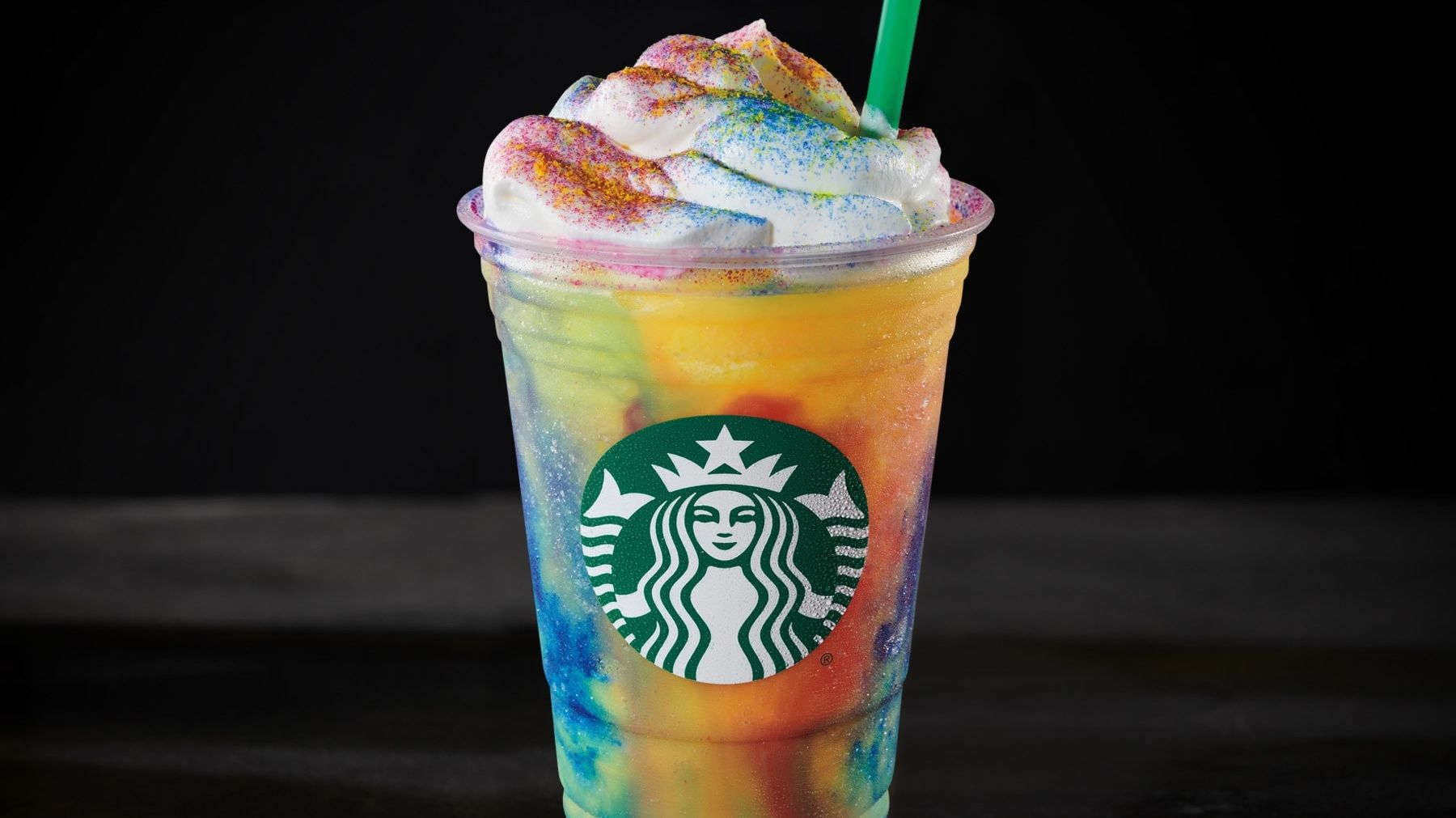 Tie-dye Frappuccino From Starbucks Is The New Drink Of The Summer photo