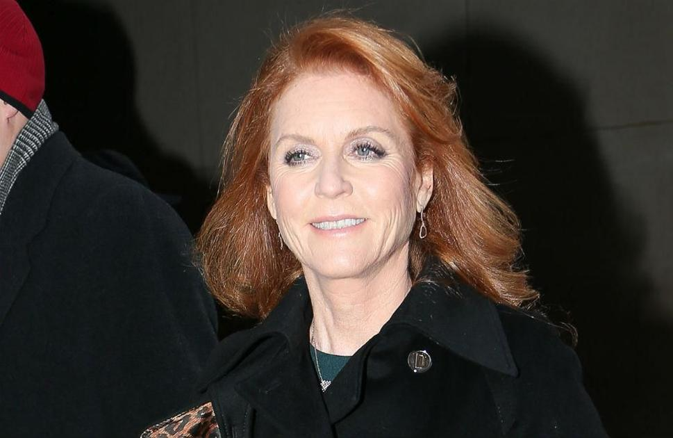 Sarah Ferguson's Tequila Love photo