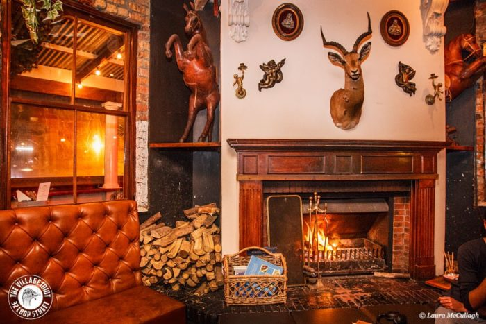 Cosy Restaurants With Fireplaces In Cape Town photo