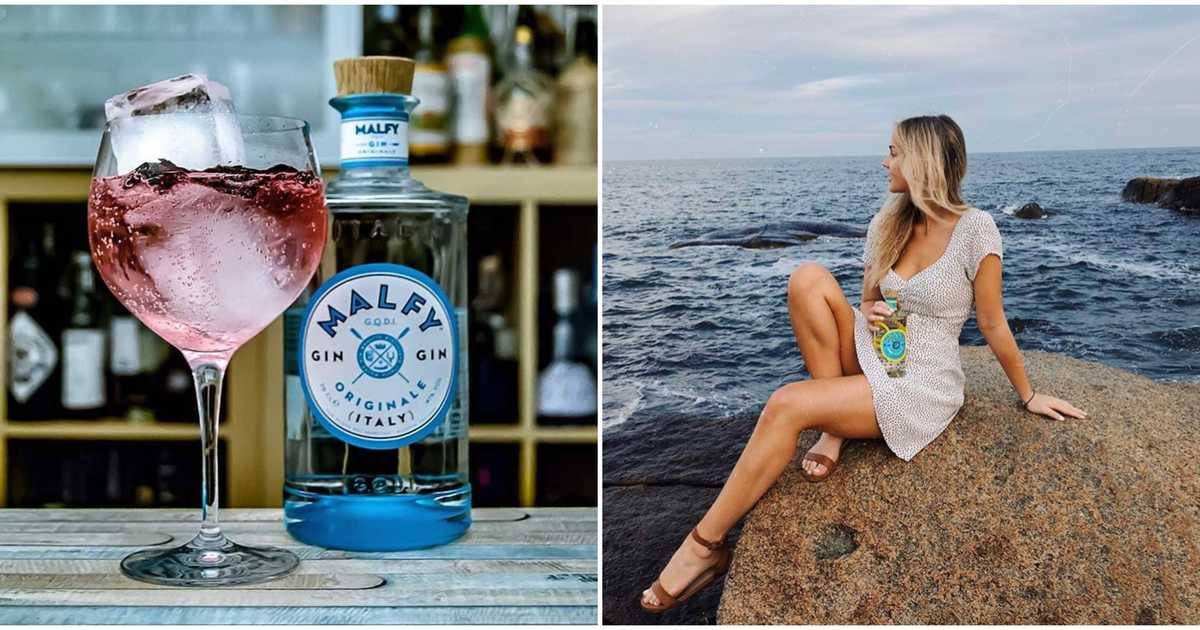 Malfy Gin Is Now Available In Canada And It's Perfect For Colourful Summer Cocktails photo