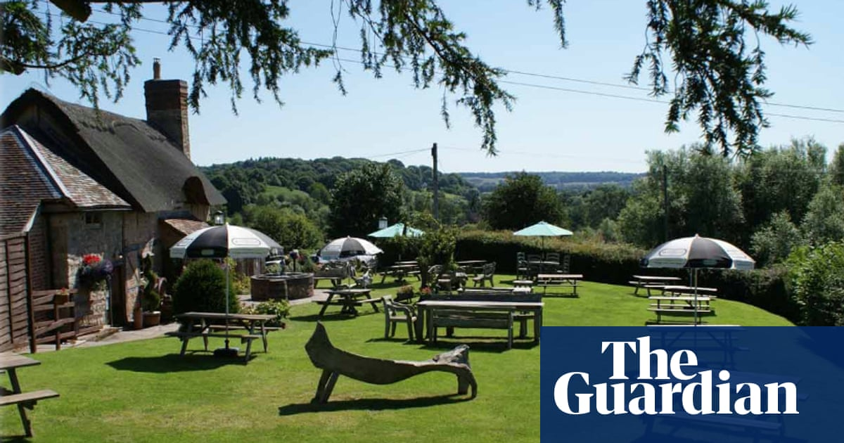 Great Pub Beer Gardens In The Uk: More Readers' Tips photo