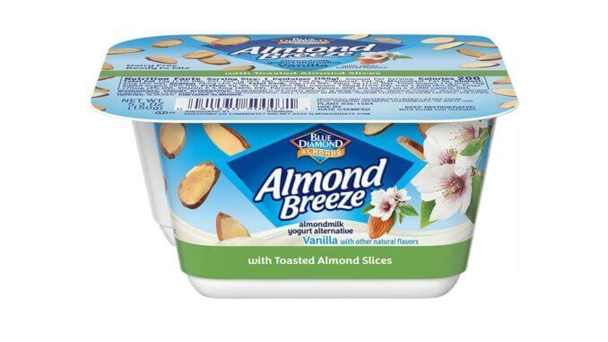 Blue Diamond Launches Vegan Almond Breeze Corner Yogurts In The Usa photo
