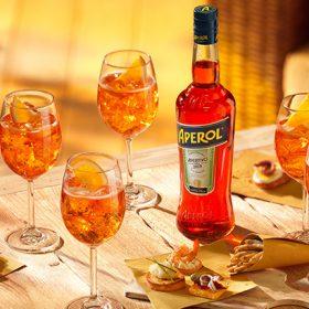 Aperol Boosts Campari H1 Sales As Skyy Declines photo