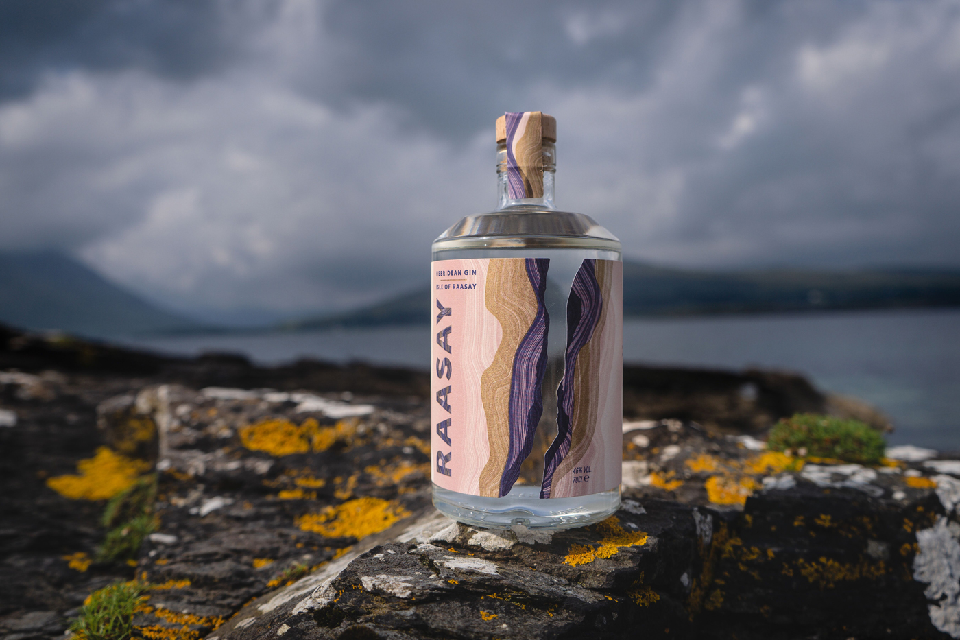 Raasay Distillery Launches Exciting New Hebridean Scottish Gin photo