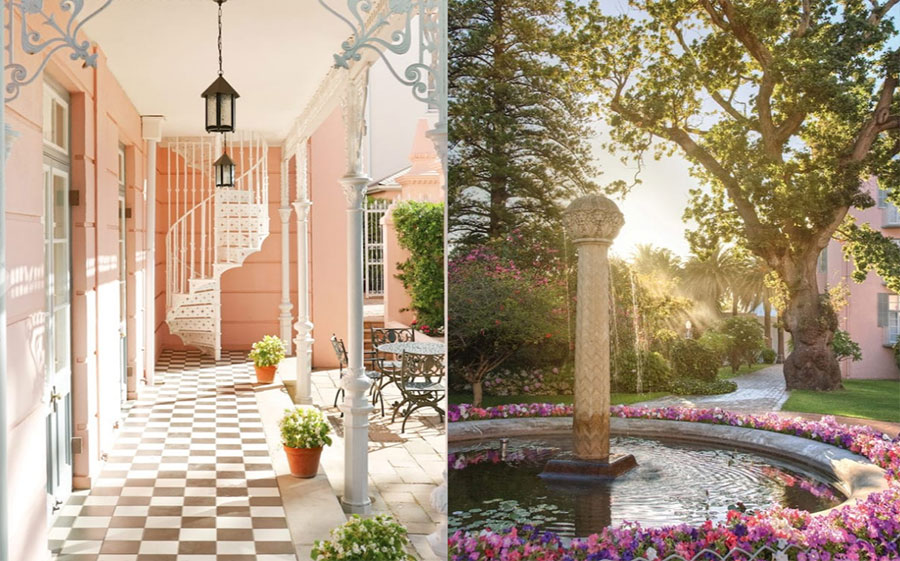 Historical Walking Guide To Belmond Mount Nelson Hotel photo