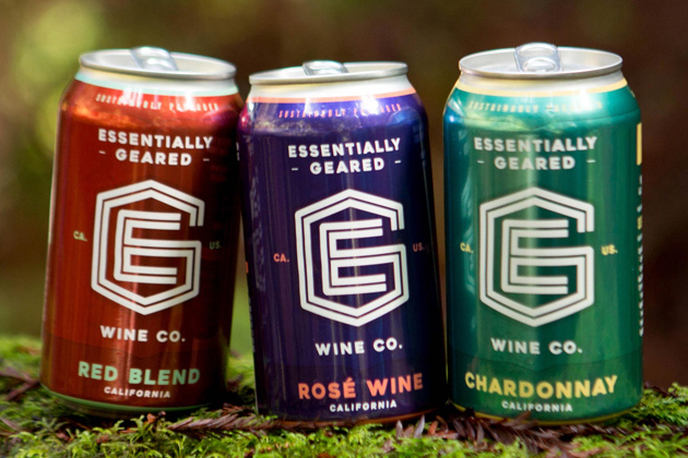 How Good Is Canned Wine? photo