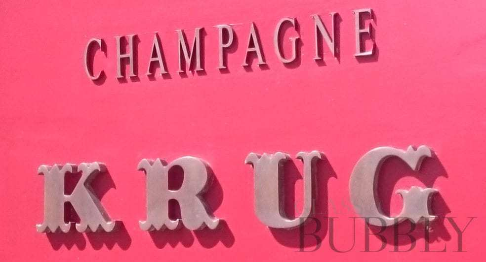 Champagne Krug: Yesterday, Today & Tomorrow By Michael Edwards photo