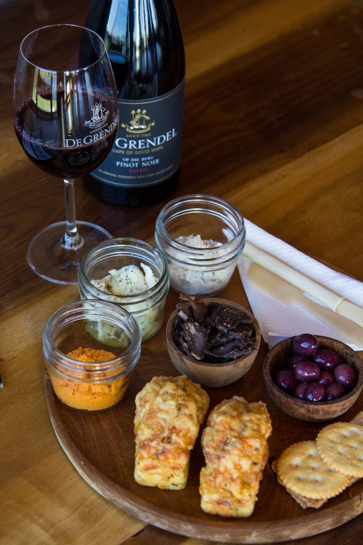 De Grendel Gourmet Selection Winter Wine Down Evening at De Grendel