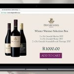 Warm Up This Winter with De Grendel's Red Wine Selection photo