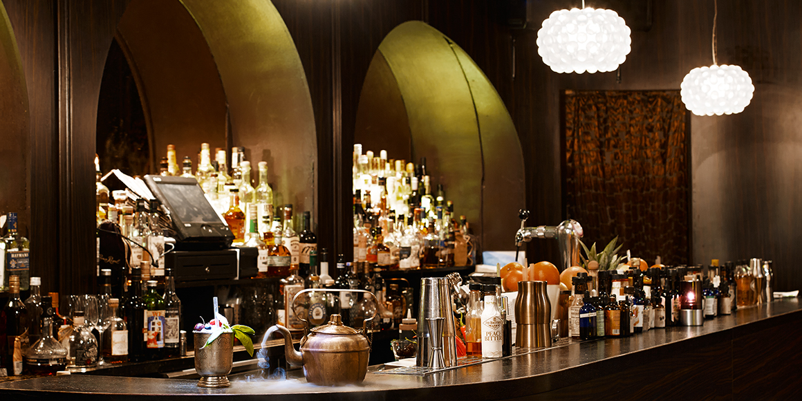 Door 74 2 The 5 Best Cocktail Bars in Amsterdam Right Now