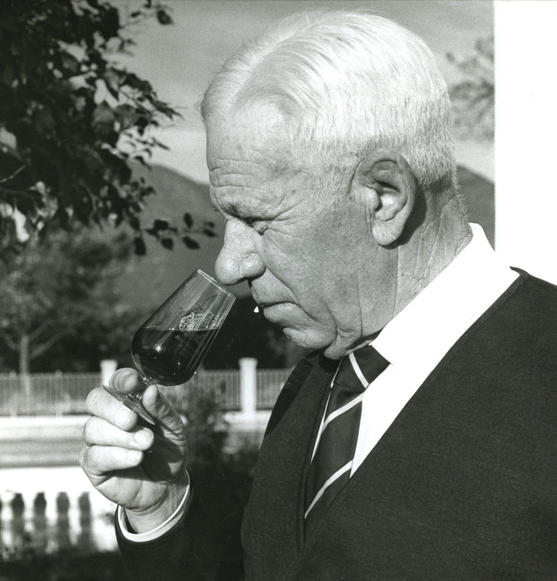 Dr Charles Niehaus – The Evolution of a signature Roodeberg photo