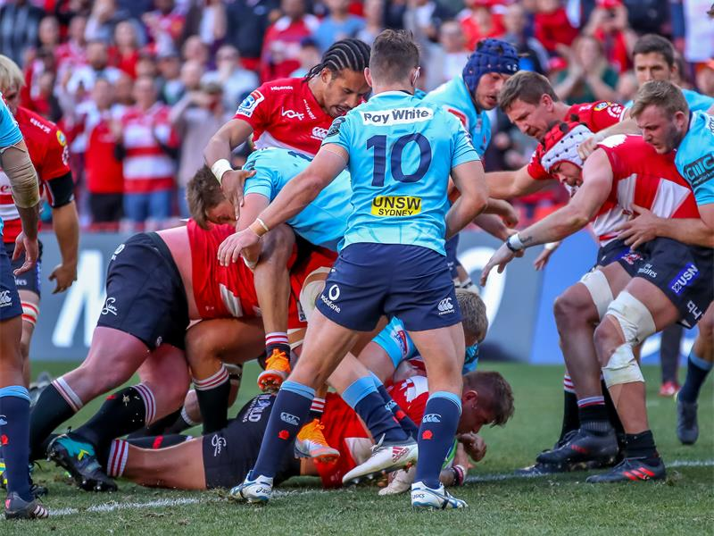 Competition: Win Vodacom Blue Bulls Vs Tafel Lager Griquas Tickets photo