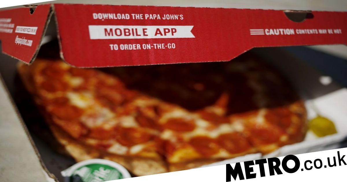 Get Pizza Delivered To The Park Or Beach With Papa John's New Outdoor Delivery photo