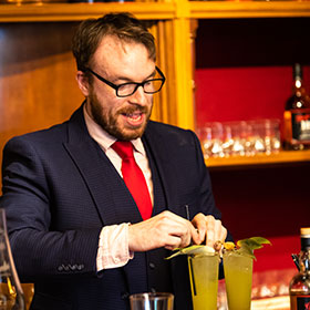 Glenfarclas Names Winner Of First Cocktail Comp photo
