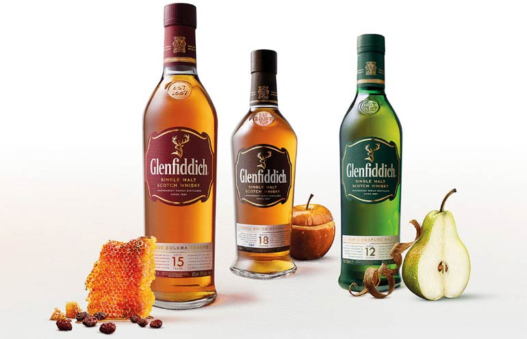 The Fluidity Of Glenfiddich photo