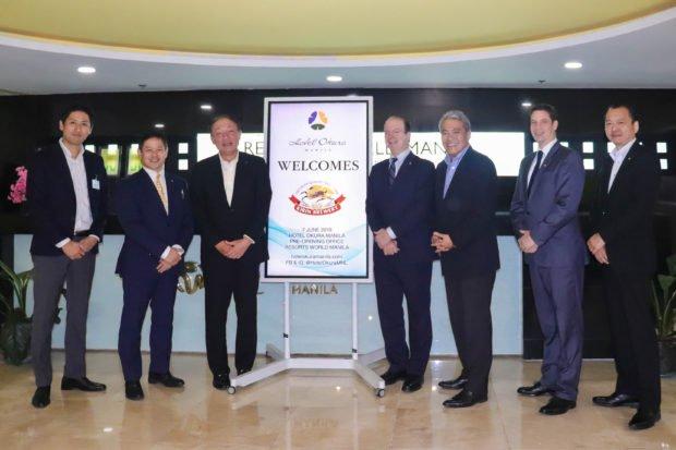 Hotel Okura Manila Welcomes Kirin Brewery photo