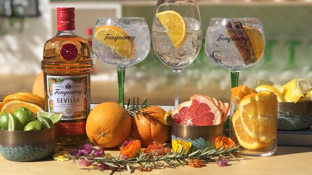 Tanqueray's Latest Gin Offers A Taste Of Spain photo