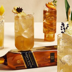 Johnnie Walker Highlights Highballs In New Campaign photo