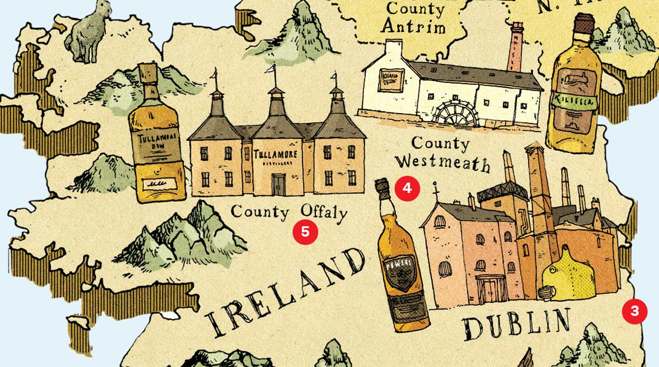 'drink Up!': A Complete Guide To Ireland's Native Whiskey photo