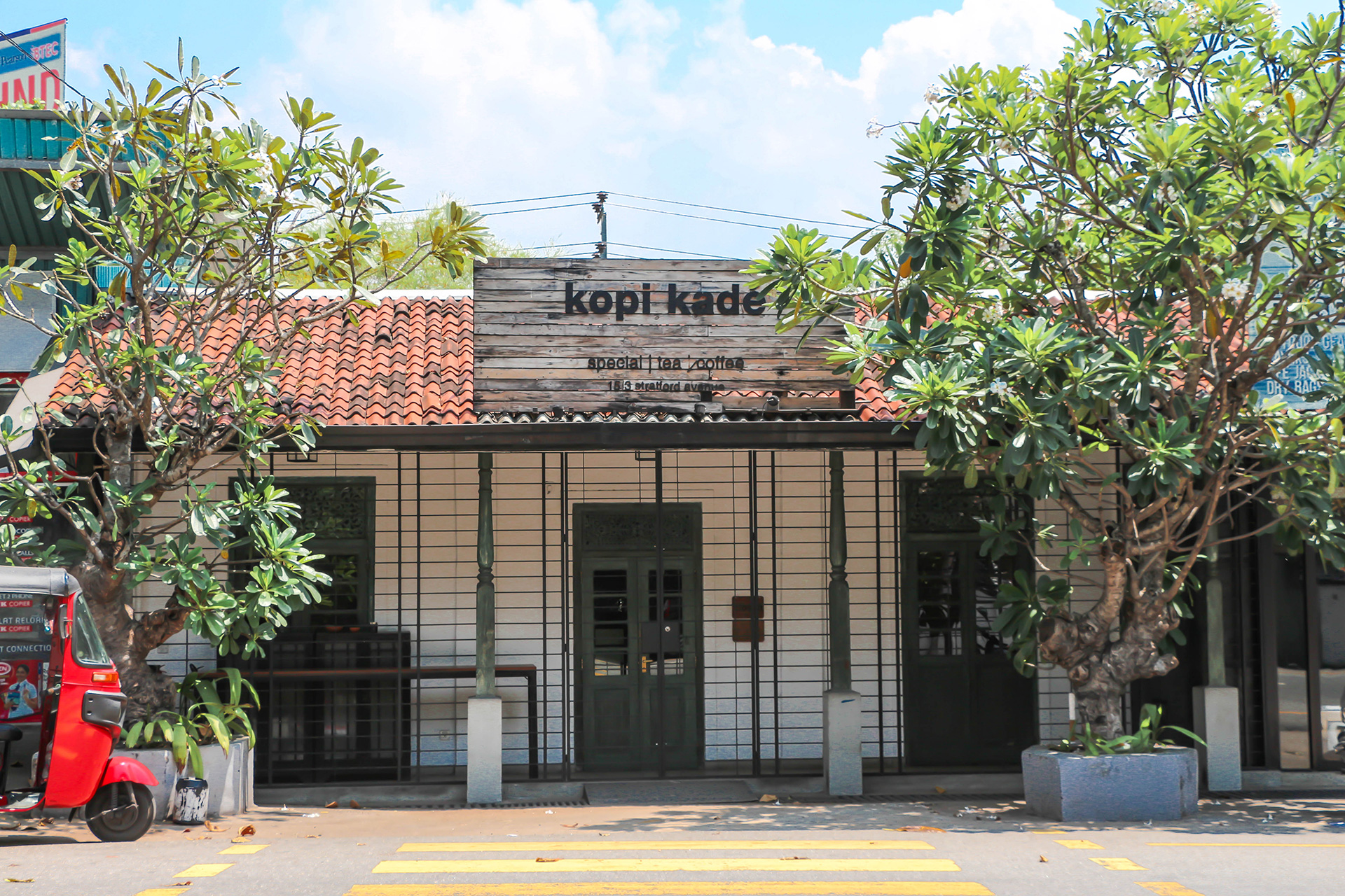 In Sri Lanka, Kopi Kade Brings Specialty Coffee To The Capital City photo
