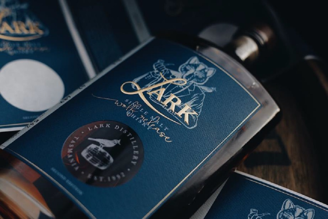 Lark Distillery Launches Its Second Wolf Release photo