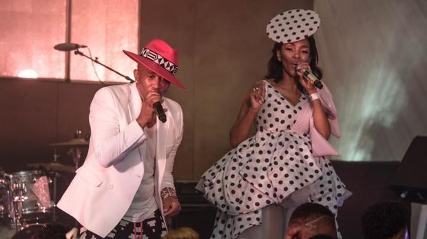 The Glenlivet Jazztown Steals The Show At #vdj2019 photo