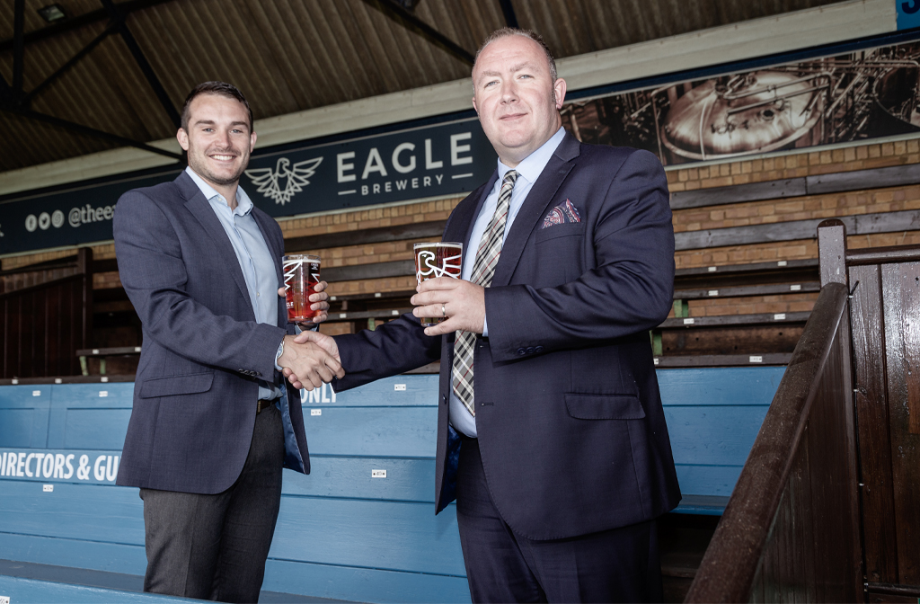 """Marston's """"committed To Bedford"""" With Renewed Sponsorship Of Blues photo"""