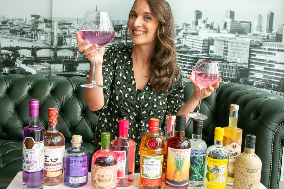 We Taste 12 Boutique Brands Of Flavoured Gin To Find Summer's Top Tipples photo