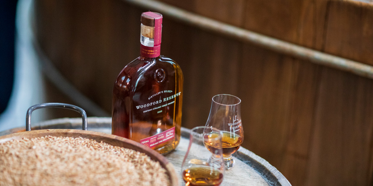 Woodford Reserve's Latest Whiskey Release Takes Inspiration From A Post-prohibition Federal Mandate photo