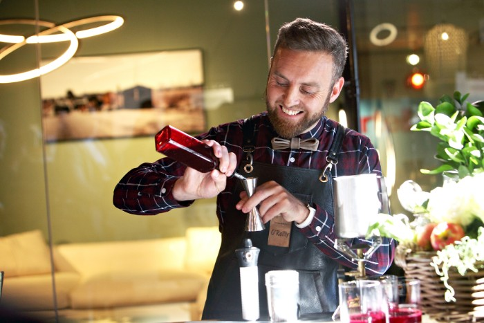SA`s Top Bartender To Take On Worlds Best In Glasgow Later This Year photo
