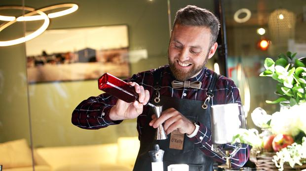 Sa's Top Bartender Owen O'reilly To Take On World's Best In Glasgow photo