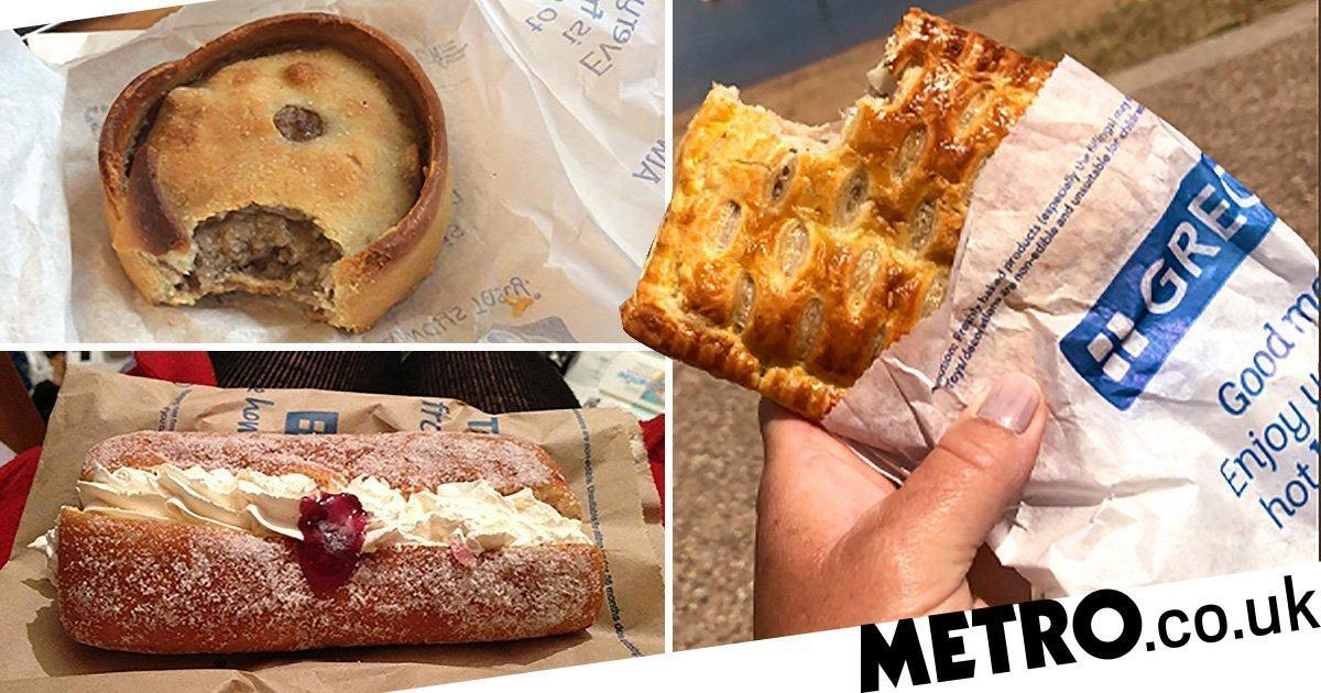 Greggs Has A Regional Menu With 25 Items You Can Only Get In Certain Places photo