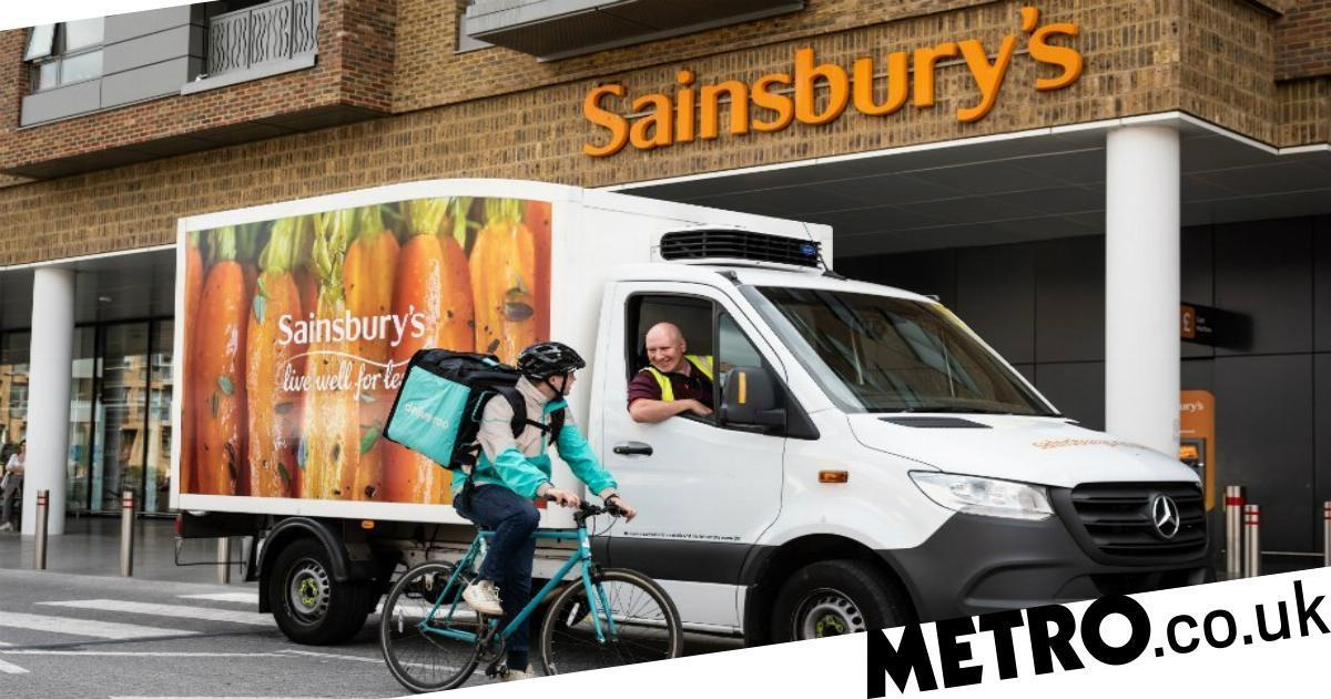 Sainsbury's Is Now On Deliveroo So You Never Have To Step Out Again photo