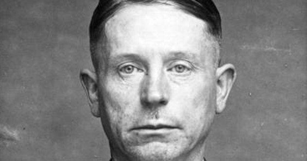 Peter Kurten mug shot featured Drinks Prisoners Ordered on Death Row