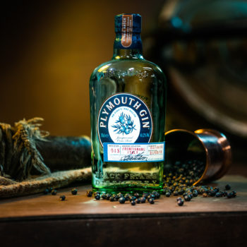 Plymouth Gin Launches Special Edition Gin Made From 170-year-old Recipe photo