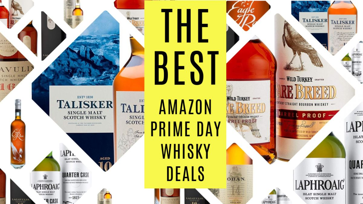 Amazon Prime Day: The Best Whisky Deals photo