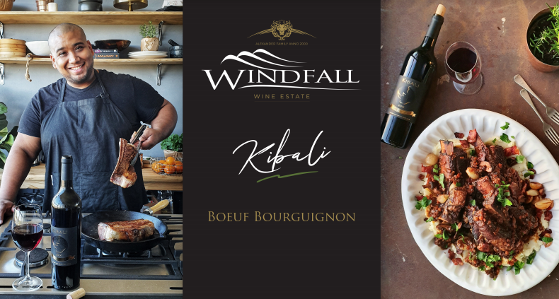 Windfall celebrates Kibali with a divine food and wine pairing photo