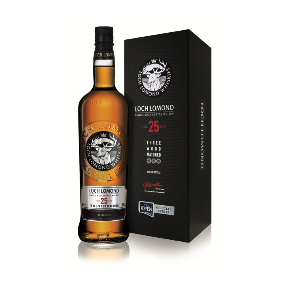 Loch Lomond Partners With Colin Montgomerie For First Triple Cask-matured Single Malt Scotch photo