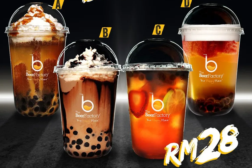 Boba beer is now officially a thing photo
