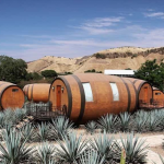 Book A Boozy Vacation At This Tequila Barrel Hotel In Mexico photo