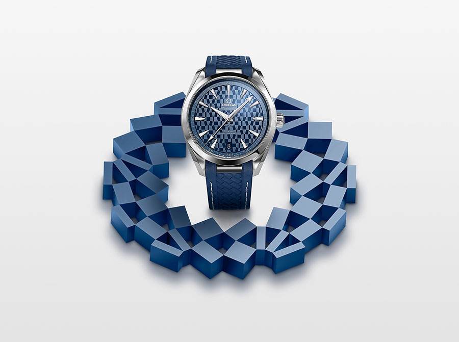 Two Omega Timepieces For The Olympic Games Tokyo 2020 Countdown photo