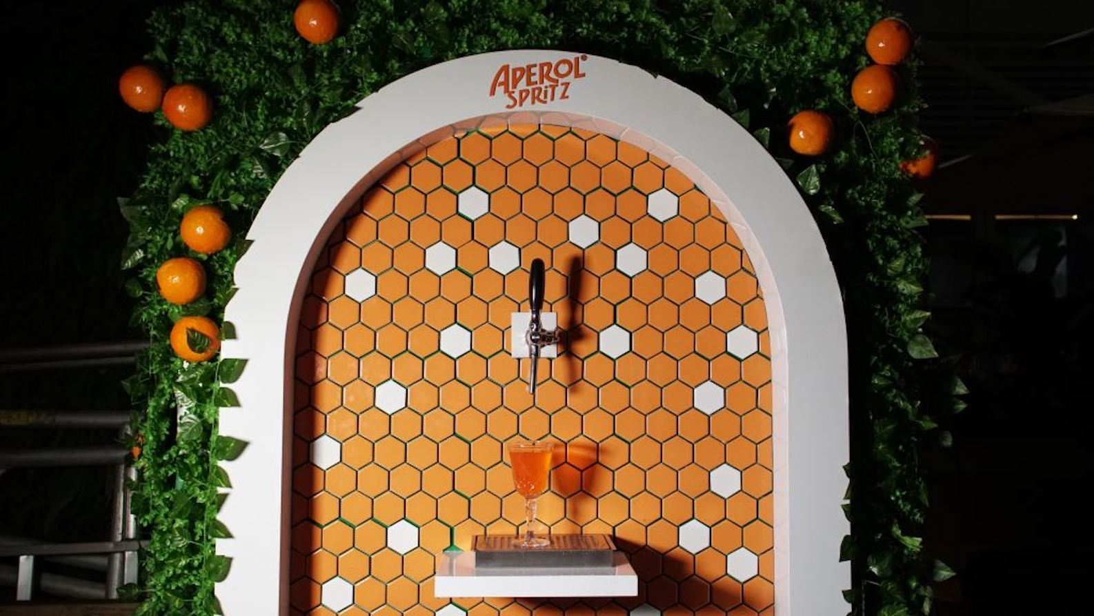 5 Places To Refresh With An Aperol Spritz In Hong Kong photo