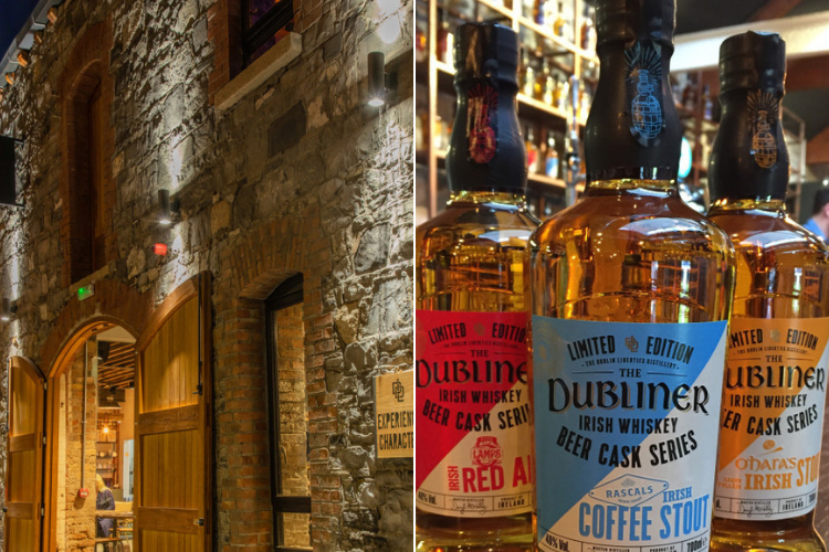 Dubliner Whiskey Collaboration Has Shown Why Creative Need Not Have Hefty Price photo